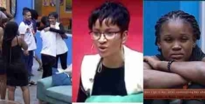 #BBNaija 2018: See what housemates told Adesua Etomi-Wellington on her visit